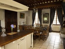 Chateau d'Hambye - Kitchen-Diner