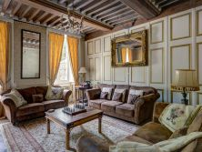 Chateau d'Hambye - Sitting Room